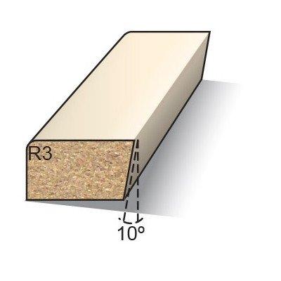 Koplatten model halve E